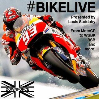 BikeLive - Brad Binder