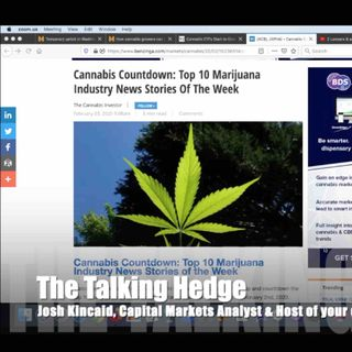 Top 10 Cannabis News Stories of the Week (Feb 6, 2020)