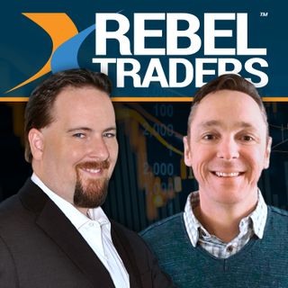 Rebel Traders™ Podcast - Stock Market Trading Strategies, Insights & Analysis with Sean Donahoe & Ph