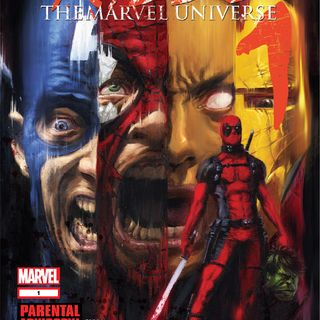 Source Material #196 - Deadpool Kills The Marvel Universe (Marvel, 2012)