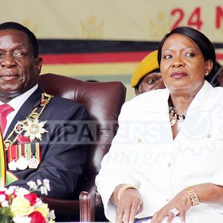 President Mnangagwa  Sworn In