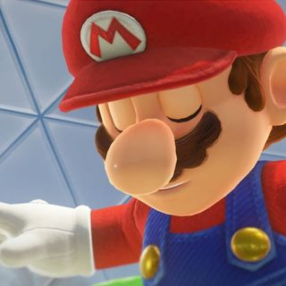 Liquid Gamer Podcast - Mario Mario #Flashback