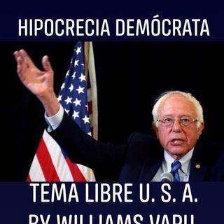 Hipocrecia de los Democratas.