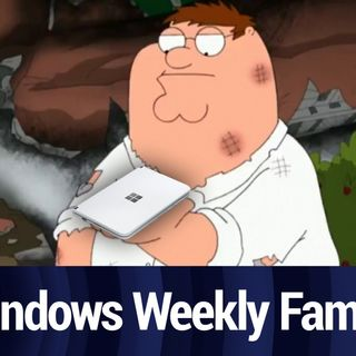 Family Guy Discusses Surface Duo | TWiT Bits