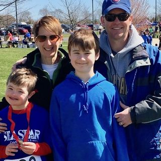 Dad to Dad 44 Tom Delaney - father of Jack, who has Down Syndrome