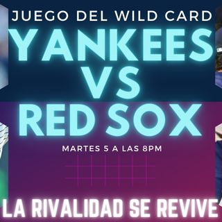 MLB PLAYOFFS: YANKEES vs RED SOX los eternos rivales