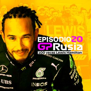 EP 20 - 100 veces Lewis Hamilton