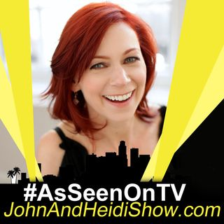 07-26-19-John And Heidi Show-CarriePreston-Claws