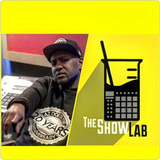 TheShowLab Producer Podcast Episode 7 With Stan Da Man.