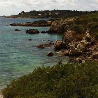 Un progetto anti rifiuti nel terreno Abbado in Sardegna