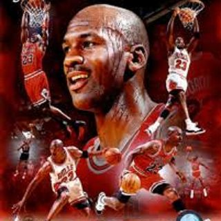 The Michael Jordan Legacy : MJ THE GOD!