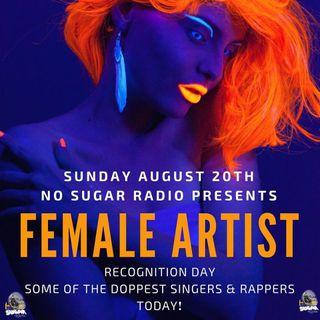 No Sugar Radio Show Episode #8