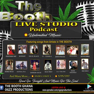 The Booth Ghana Unlimited Music Replay Show