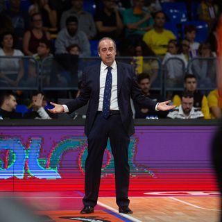 """Txus Vidorreta: """"El desenlace del partido ha sido extraño"""""""