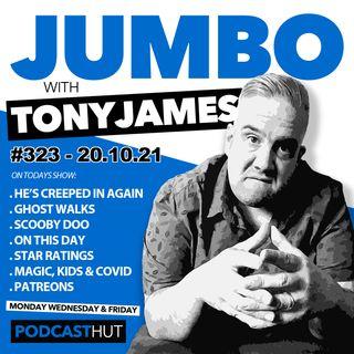 Jumbo Ep:323 - 20.10.21 - Magic, Kids & Covid