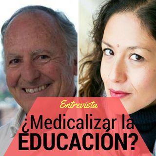 Antonio Battro: En Neurociencias, no hay que medicalizar la educación