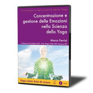 Concentrazione e Gestione delle Emozioni nella Scienza dello Yoga