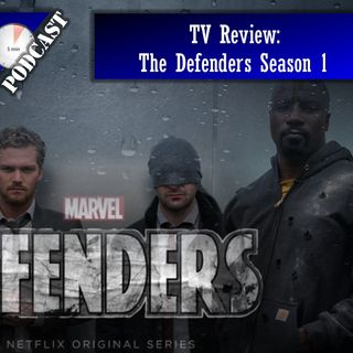 Daily 5 Podcast - TV Review: The Defenders Season 1