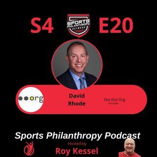 S4:EP20--David Rhode, Dot Dot Org