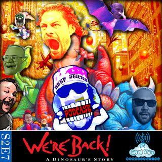 We're Back