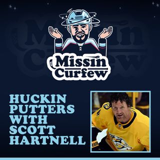 37. Huckin Putters with Scott Hartnell