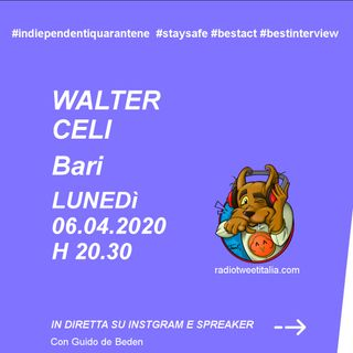 #QUARANTINE - Vengo dopo il tg - Walter Celi