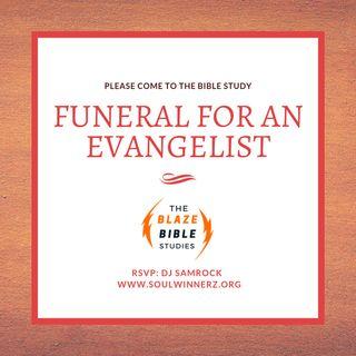 Funeral for an Evangelist -DJ SAMROCK