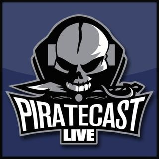 PirateCast LIVE! - 27th November 2014