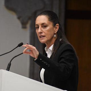 Fiscalía capitalina investiga amenaza contra Sheinbaum