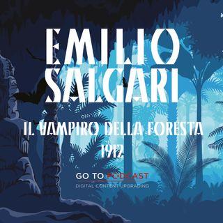 #00 Audio Book-Trailer: Il Vampiro della foresta, di E. Salgari. (binaural)