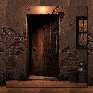 Darrera la porta