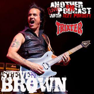 Steve Brown - Trixter & Def Leppard