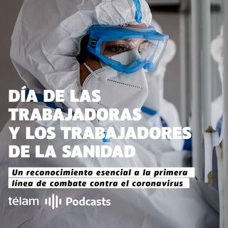 Día de las trabajadoras y trabajadores de la sanidad