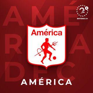 América empató en Libertadores pero su juego preocupa