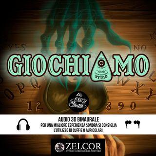 Audiolibro Giochiamo (Storia Horror)
