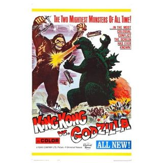 King Kong vs Godzilla (1962) Alternative Commentary