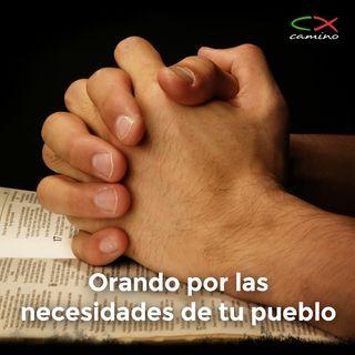 Oración 24 de abril (Orando por las necesidades de tu pueblo)