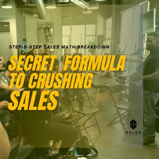 114. Secret Formula to crushing sales targets | $400k and counting