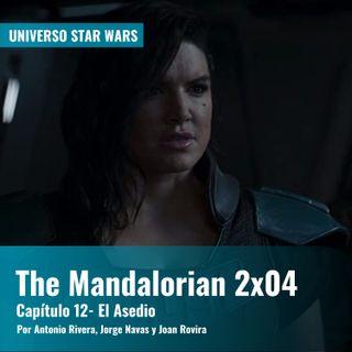 The Mandalorian 2x04 - 'Capítulo 12: El Asedio' | Universo Star Wars