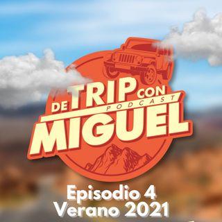 """De Trip con Miguel Episodio 4 Verano 2021 """"Parques en Cuernavaca"""""""