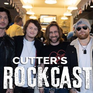 Rockcast 177 - Antisocialist with Ben Bruce of Asking Alexandria