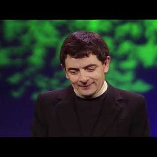 Funny Vicars and the Gospel