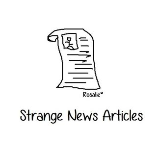 Some Strange News