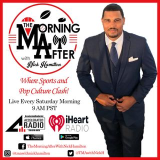 The Morning After w/ Nick Hamilton 3-9-19