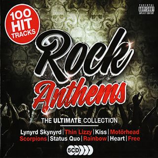 Especial ROCK ANTHEMS THE ULTIMATE COLLECTION PT02 Classicos do Rock Podcast #RockAnthems #EspecialCDRPOD #MayansMC #spiderman #twd #feartwd