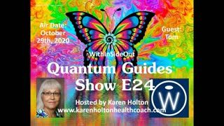 Quantum Guides Show E24 Tom - WITHINSIDEOUT