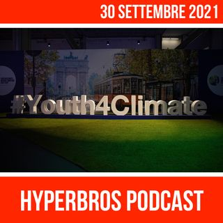 Interventi Youth4Climate Driving Ambition
