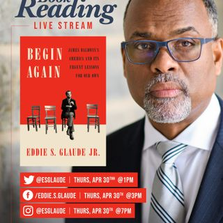 Episode 860 | Interview with Profesor Eddie Glaud (@ESGlaude) on Politics, Covid19, and His Latest Book