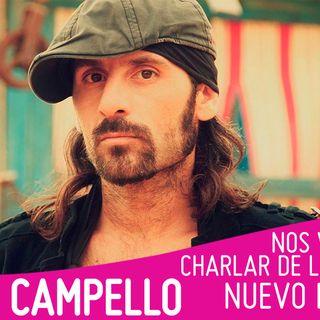 Nos visita Miguel Campello el 21 Octubre 2020