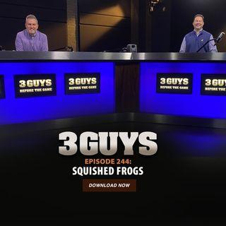 Squashed Frogs - TCU Recap with Tony Caridi, Brad Howe and Hoppy Kercheval